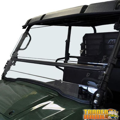 Kawasaki Mule Pro FXT Full Tilting Windshield | UTV ACCESSORIES - Free Shipping
