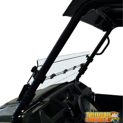 Kawasaki Mule Pro FXT Half Folding Windshield | UTV ACCESSORIES - Free Shipping