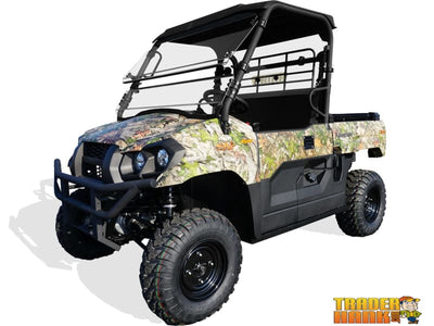 Kawasaki Mule Pro-MX Full-Tilting Windshield-HC | UTV ACCESSORIES - Free shipping