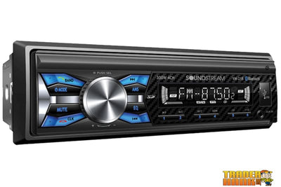Kawasaki Mule Profxt Bluetooth Stereo System | Utv Accessories - Free Shipping