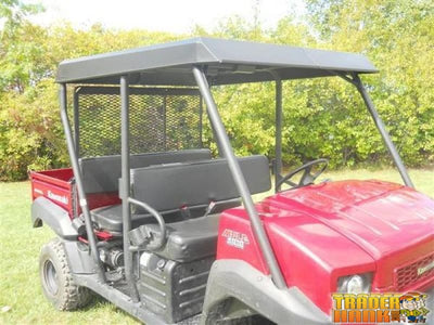 Kawasaki Mule Transport Steel Top | UTV ACCESSORIES - Free Shipping