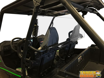 Kawasaki Teryx Rear Windshield-GP | UTV ACCESSORIES - Free shipping