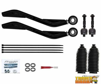 Kawasaki Teryx Z-Bend Tie Rod Kit - Replacement for SuperATV Lift Kits | UTV ACCESSORIES - Free shipping