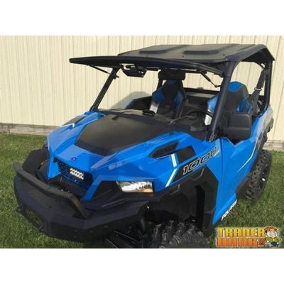 Polaris General Flip Up Windshield (Flip Out) | UTV ACCESSORIES - Free Shipping