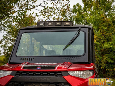 Polaris Ranger 1000 Non-XP Glass Windshield DOT Approved | Free shipping