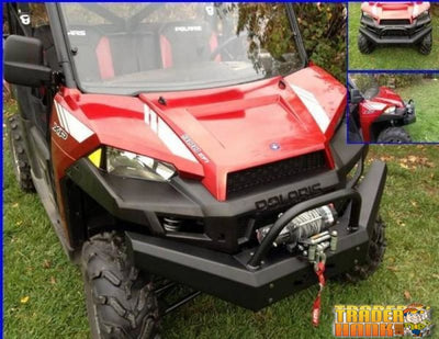 Polaris Ranger Brush Guard with Winch Mount | UTV ACCESSORIES - Free Shipping