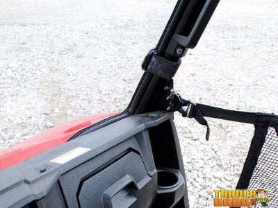 Polaris Ranger Midsize Full Windshield (2015+) | SUPER ATV WINDSHIELDS - Free Shipping