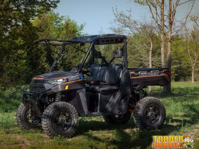 Polaris Ranger Non-XP 1000 Soft Cab Enclosure Doors 2020-2021 | RANGER-DOORS-1000-NON-XP-FULLSIZE-PRO-FIT-20-21 - Free shipping