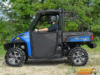 Polaris Ranger Rear Roll Cage Support | UTV ACCESSORIES - Free shipping