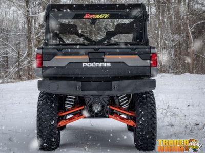 Polaris Ranger XP 1000 Winch Ready Rear Bumper | UTV ACCESSORIES - Free Shipping