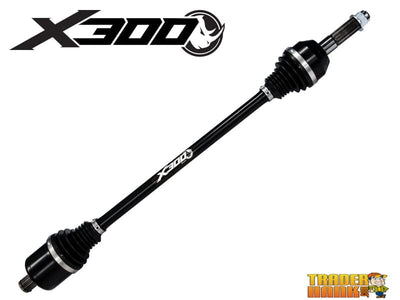 Polaris Ranger XP 900 Big Lift Kit Heavy Duty Axles - X300 | UTV ACCESSORIES - Free shipping