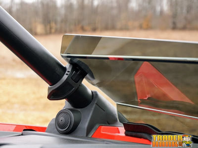 Polaris RZR PRO XP TRR Tinted Short Windshield | UTV ACCESSORIES - Free shipping