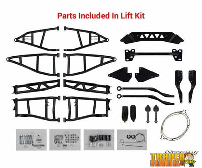 Polaris RZR S 1000 7-10 Lift Kit | UTV ACCESSORIES - Free shipping