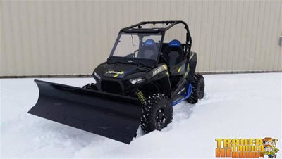 Polaris RZR Snow Plow for XP1K 2016 RZR 900-S and 2015-2016 RZR 900 | UTV ACCESSORIES - Free Shipping