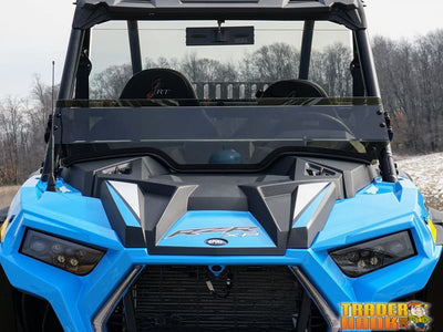 Polaris RZR Turbo-S/XP 1000 Tinted Short Shield | UTV ACCESSORIES - Free shipping
