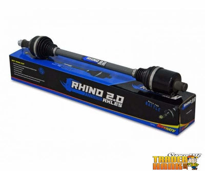 Polaris RZR XP Turbo Big Lift Kit Axles - Rhino 2.0 | UTV ACCESSORIES - Free shipping