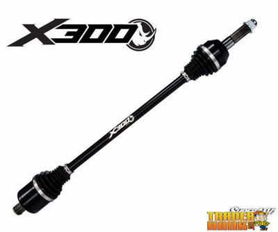 Polaris RZR XP Turbo Big Lift Kit Axles - X300 | UTV ACCESSORIES - Free shipping