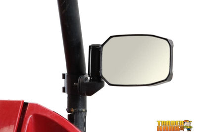 Strike Side View ABS Mirror 2″ Round Tube | UTV ACCESSORIES - Free shipping
