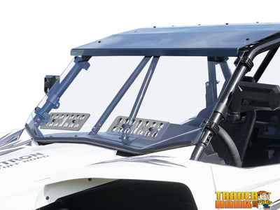 Textron WildCat XX Dual Venting Windshield | UTV ACCESSORIES - Free shipping