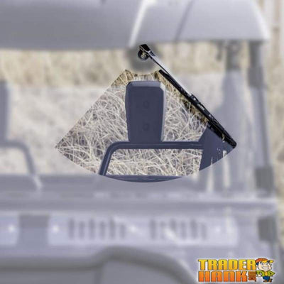 Universal Design Electric UTV Wiper Kit for Hard Coated Windshields | UTV ACCESSORIES - Free Shipping