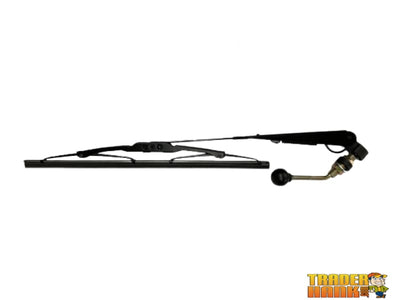 Universal UTV Windshield Wiper 13 Blade (Manual Operation) | UTV ACCESSORIES - Free shipping