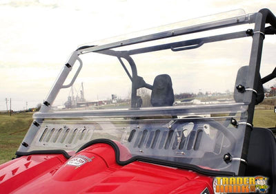 Yamaha Rhino 450/660/700 Aero-Vent Windshield | Utv Accessories - Free Shipping