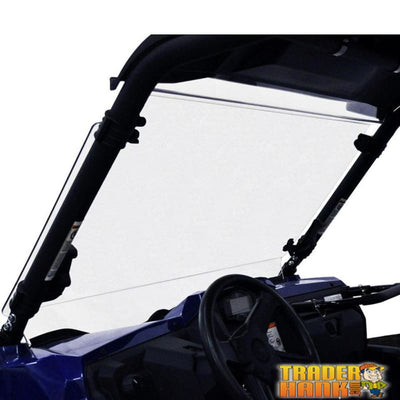 Yamaha Wolverine Full Tilting Scratch Resistant Windshield | UTV ACCESSORIES - Free shipping