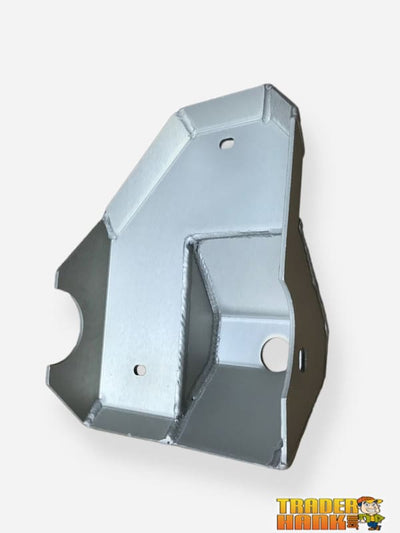 Yamaha Wolverine Ricochet Rear Differential Guard | Ricochet Skid Plates - Free Shipping
