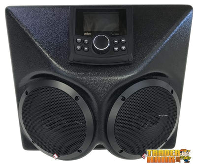 The CUBE 2 Speaker AM/FM Bluetooth Stereo System | UTV ACCESSORIES - Free shipping