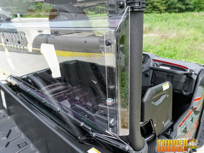 Yamaha Wolverine X-2 Rear Windshield W/Vent | UTV ACCESSORIES - Free shipping