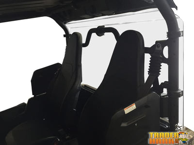 Yamaha Wolverine X-4 GP Rear Windshield | UTV ACCESSORIES - Free shipping