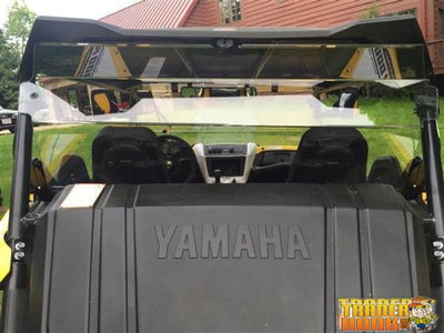Yamaha YXZ Rear Panel - Dust Stopper | UTV ACCESSORIES - Free Shipping