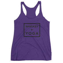 Whiskey + Yoga Women's Racerback Tank