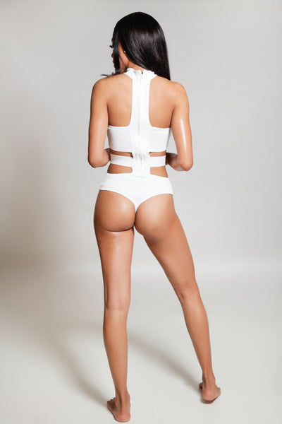 Don't Cross Me Bodysuit Thong