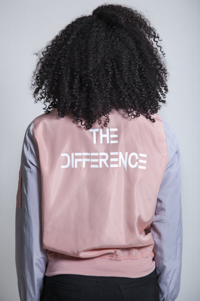 The Difference Bomber- Pink