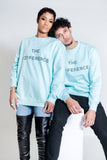 The Difference Crew Neck- Turquoise