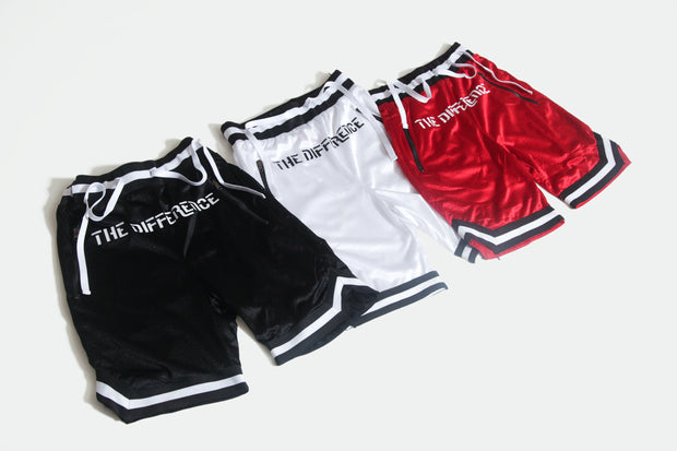 The Difference Basketball Shorts (More Colors)