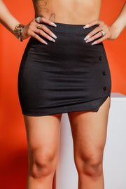 Miss Me Set- Mini Skirt