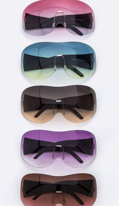 Fall for Me Sunglasses