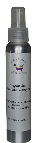 Elegant Rose Body Oil