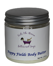 Poppy Fields Body Butter