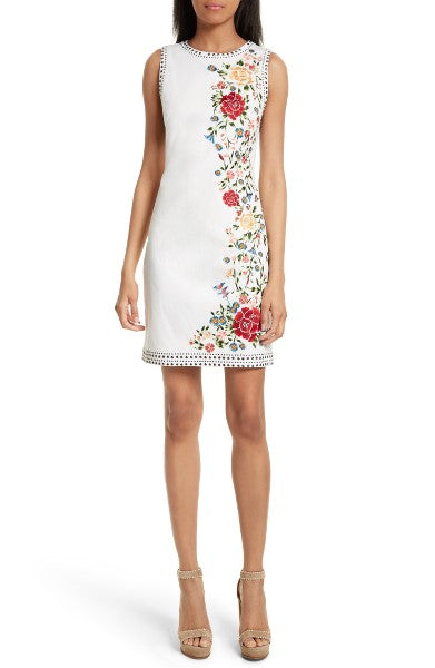 Nat Embroidered Dress