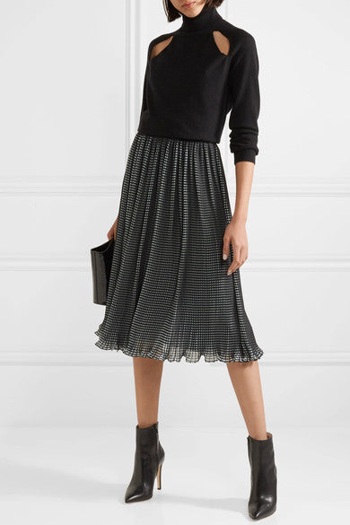 Mikaela Pleated Skirt