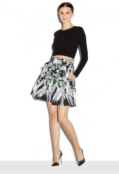 Kayla Mini Pleated Skirt