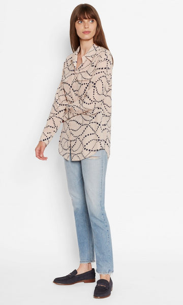 Nostalgia Rose Signature Blouse