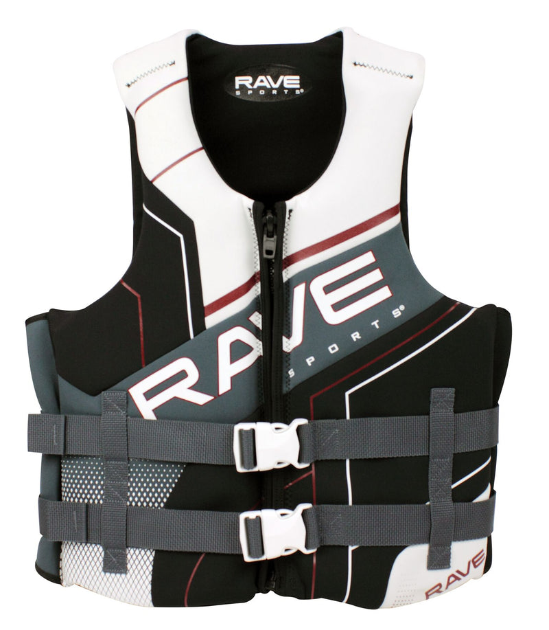 Adult Dual Neo Life Vest - XS/Small