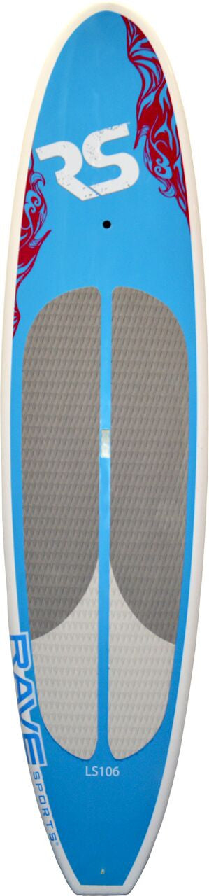 "Lake Cruiser LS106 SUP 10'6"" Blue"