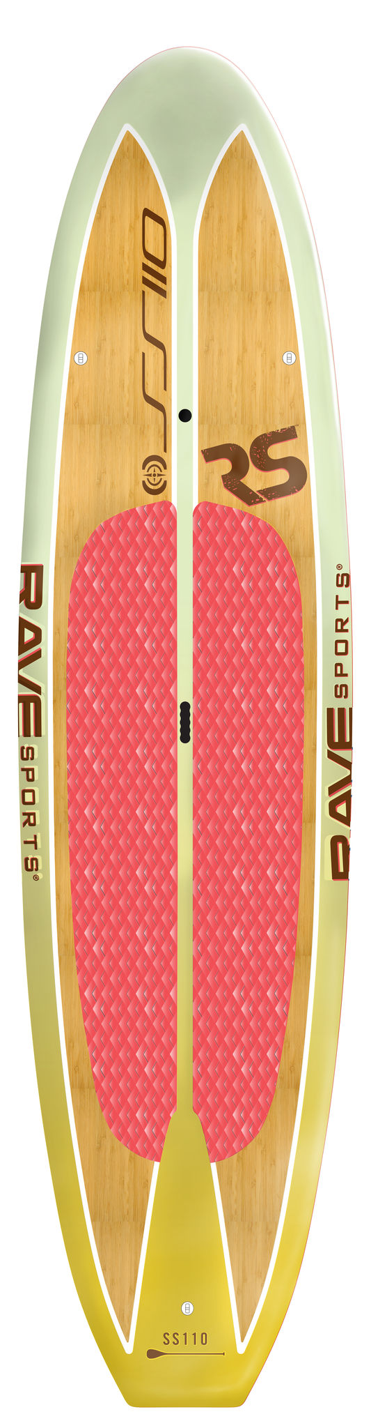 Shoreline Series SS110 SUP Sea Coral