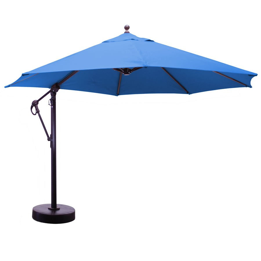 Galtech International 11' Cantilever Umbrella