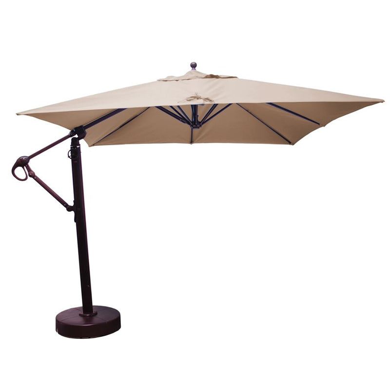 Galtech International 10x10' Cantilever Umbrella